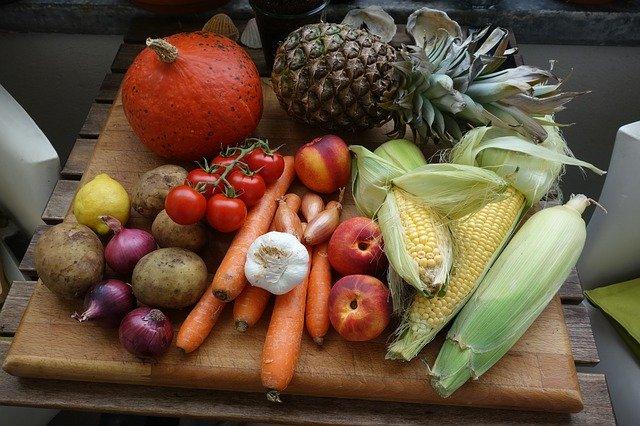 Podstawa zdrowej diety to warzywa i owoce