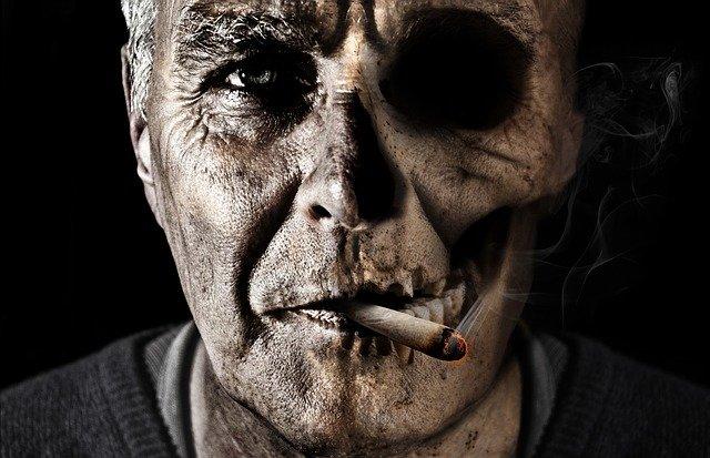 Palenie skraca życie